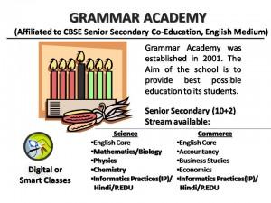 Grammar Acedemy 2015